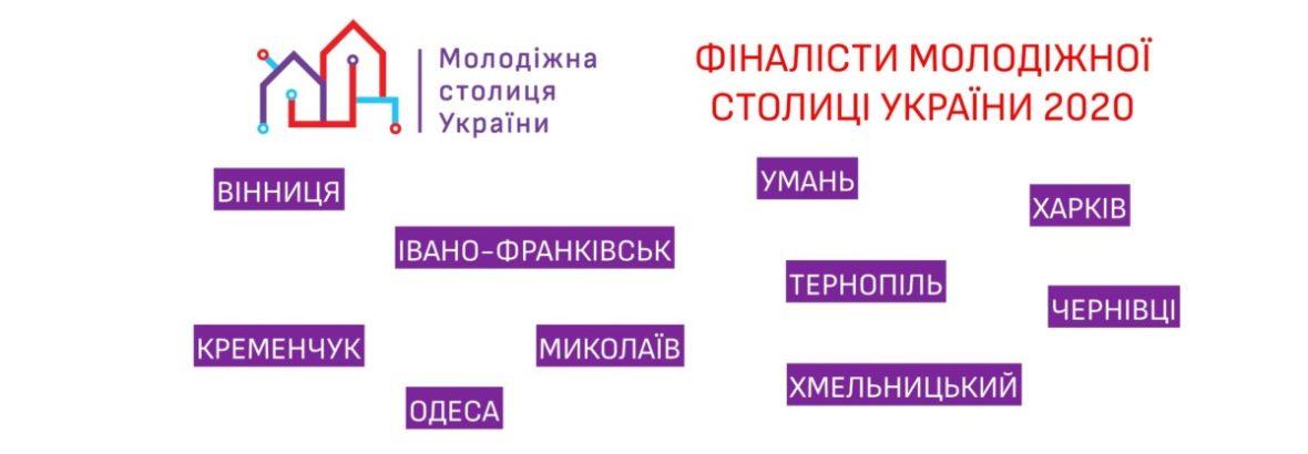 Франківськ побореться за звання Молодіжної столиці України 1