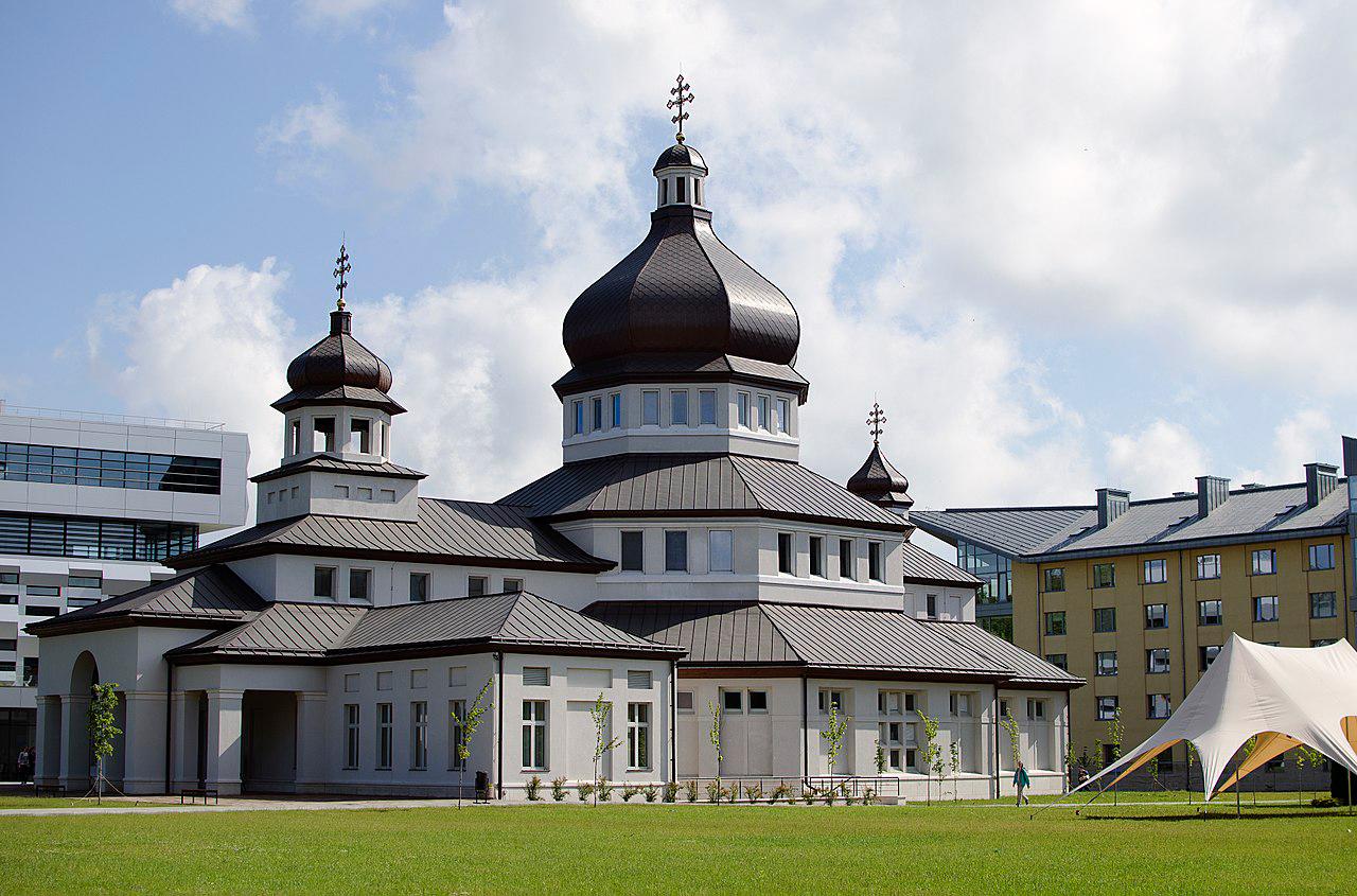 Храм Святої Софії-Премудрості при УКУ