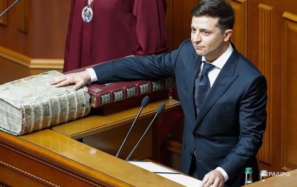 Зеленський запропонував парламенту онлайн-референдуми і вседержавні  консультації.   Збруч