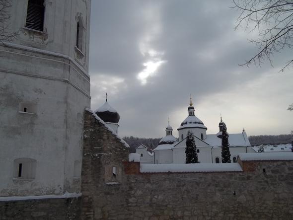 """... отець Еміліян Коссак повертався до рідної Галичини з навчання у Відні.  """"Нагуєвичі 7b7294db8655d"""