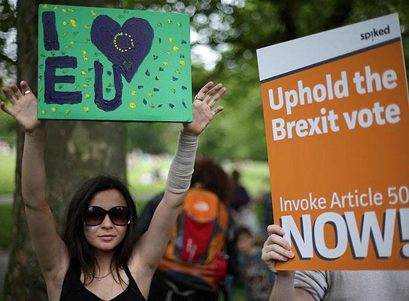 Референдум по Brexit не имеет обязательной юридической силой