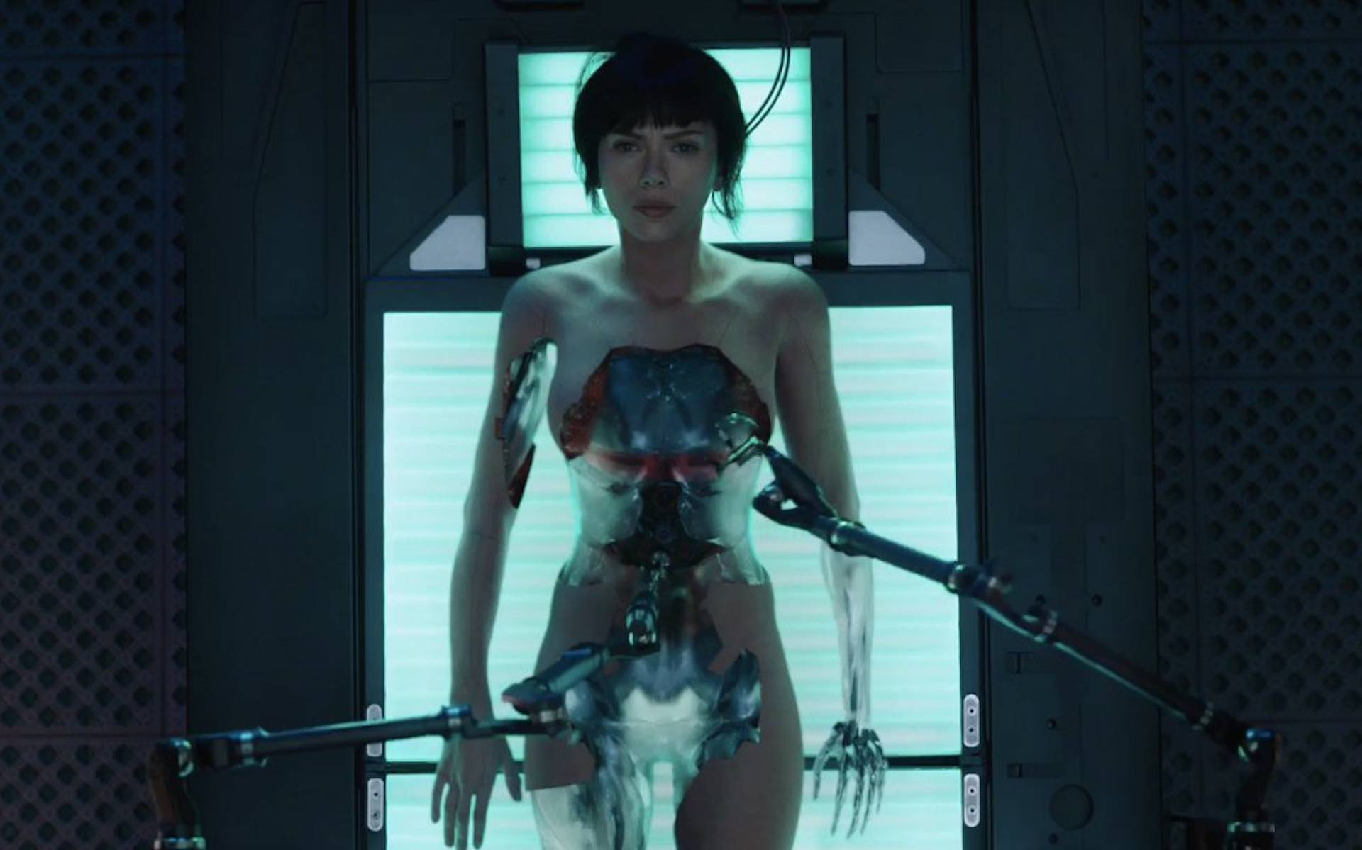 Призрак в доспехах 2017  Ghost in the Shell